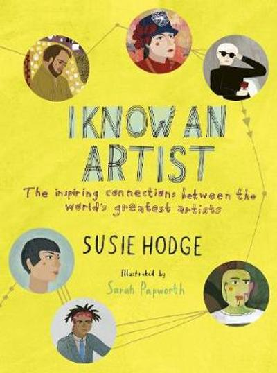 I Know an Artist - Susie Hodge