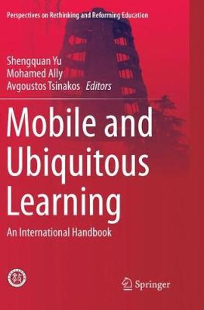 Mobile and Ubiquitous Learning - Shengquan Yu