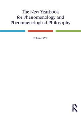 The New Yearbook for Phenomenology and Phenomenological Philosophy - Timothy Burns