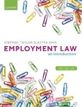 Employment Law - Stephen Taylor Astra Emir