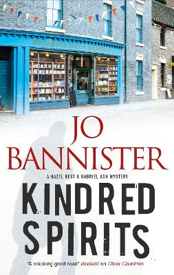 Kindred Spirits - Jo Bannister