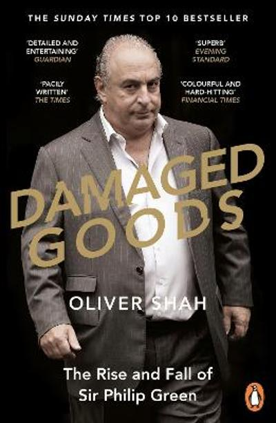 Damaged Goods - Oliver Shah