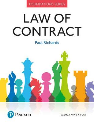 Law of Contract - Paul Richards