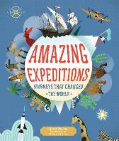 Amazing Expeditions - Anita Ganeri Michael Mullan