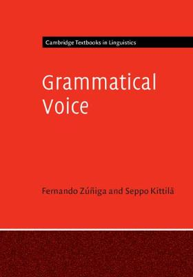 Cambridge Textbooks in Linguistics - Fernando Zuniga