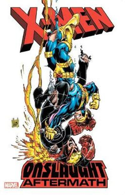 X-men: Onslaught Aftermath - Scott Lobdell