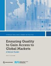 Ensuring quality to gain access to global markets - Martin Kellerman World Bank