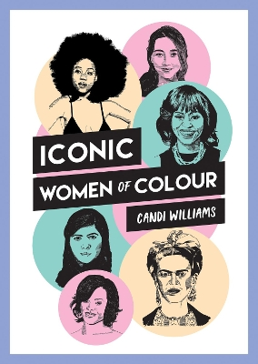 Iconic Women of Colour - Candi Williams
