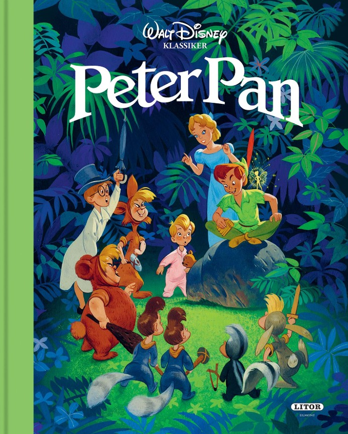 Peter Pan - Iselin Røsjø Evensen
