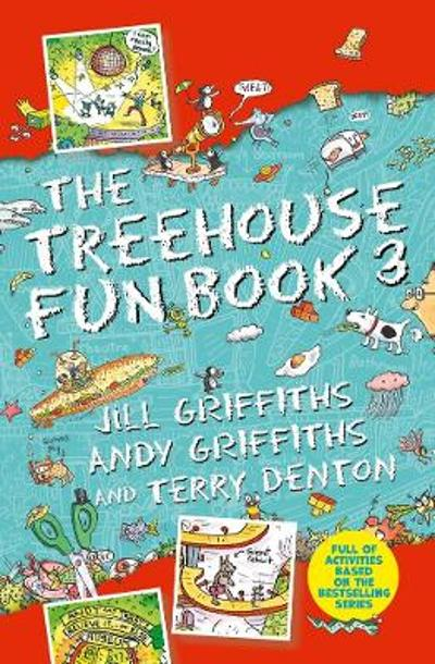 The Treehouse Fun Book 3 - Andy Griffiths