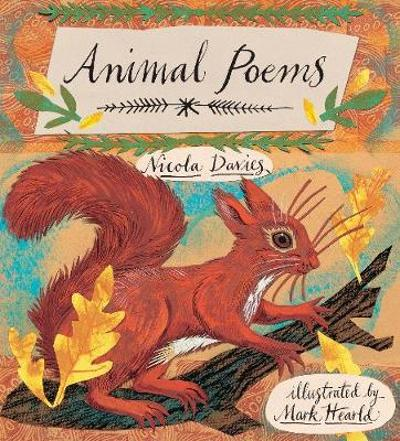 Animal Poems: Give Me Instead of a Card - Nicola Davies