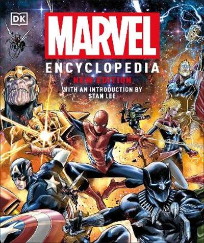 Marvel Encyclopedia New Edition - Stan Lee