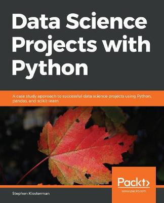 Data Science Projects with Python - Rajesh Bawa