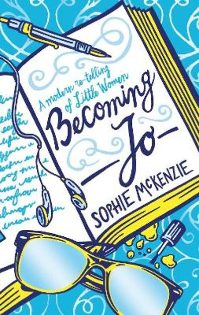 Becoming Jo - Sophie McKenzie