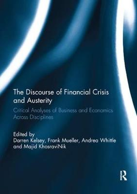 The Discourse of Financial Crisis and Austerity - Darren Kelsey