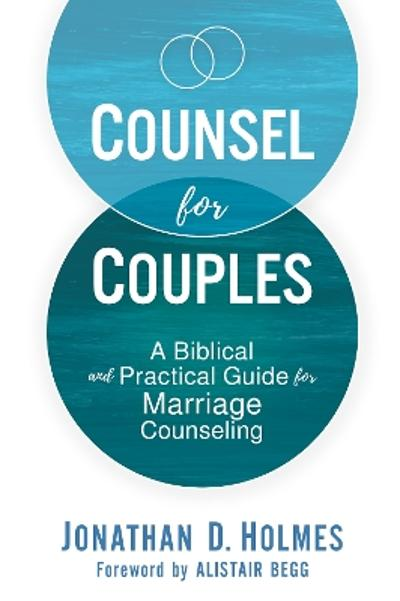 Counsel for Couples - Jonathan D. Holmes