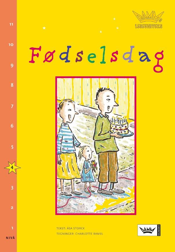 941a1c6b0 Fødselsdag - Åsa Storck - Paperback (9788204102850) » Bokklubben