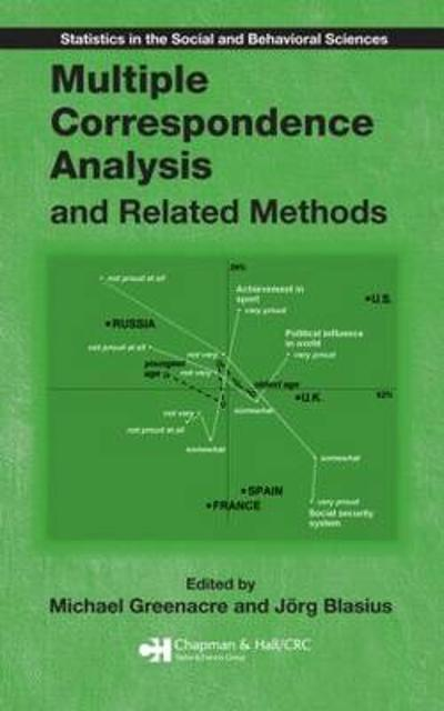 Multiple Correspondence Analysis and Related Methods - Michael Greenacre