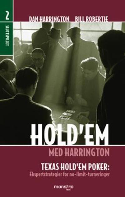 Hold'em med Harrington - Dan Harrington