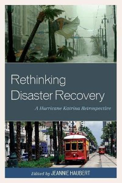 Rethinking Disaster Recovery - Jeannie Haubert