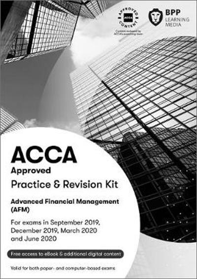 ACCA Advanced Financial Management - BPP Learning Media