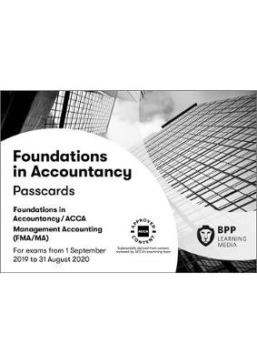 FIA Foundations in Management Accounting FMA (ACCA F2) - BPP Learning Media
