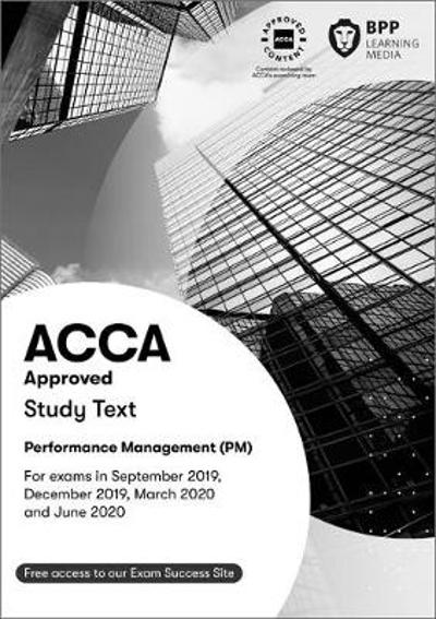 ACCA Performance Management - BPP Learning Media