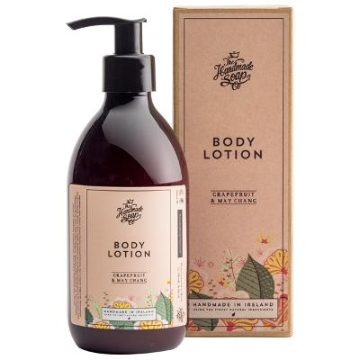 Body Lotion Grapefruit & May Chang - The Handmade Soap Company
