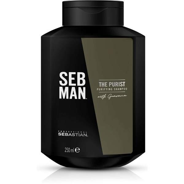 SEBMAN The Purist - Purifying Shampoo - Sebastian