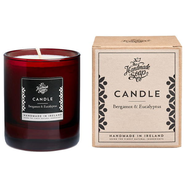 Candle Art Deco - The Handmade Soap Company
