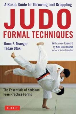 Judo Formal Techniques - Donn F. Draeger