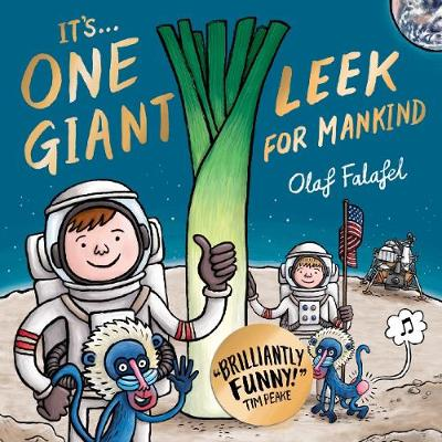 It's One Giant Leek For Mankind - Olaf Falafel