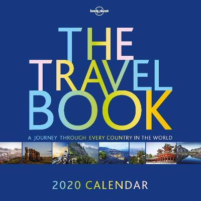 The Travel Book Calendar 2020 - Lonely Planet
