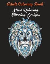 Adult Coloring Book - Coloring Books for Adults Relaxation Coloring Books Adult Coloring Books