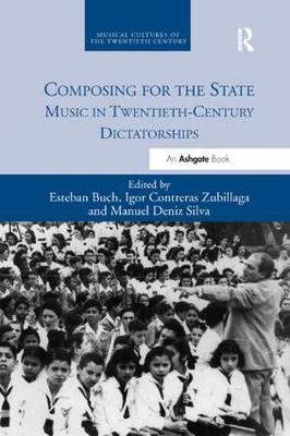 Composing for the State - Esteban Buch
