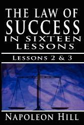 The Law of Success, Volume II & III - Napoleon Hill
