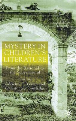Mystery in Children's Literature - Adrienne E. Gavin