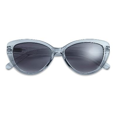 Solbrille Cat Eye smoke +1 - Have A Look
