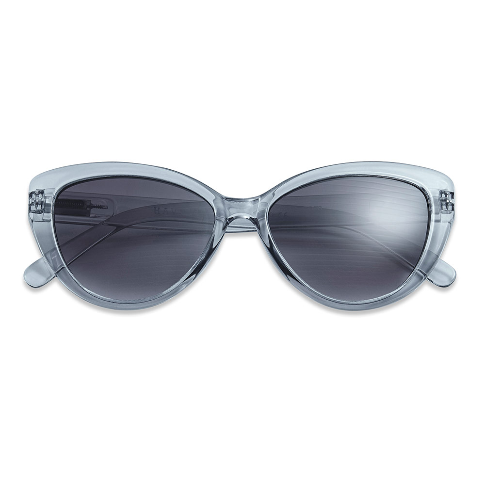 Solbrille Cat Eye smoke +3 - Have A Look