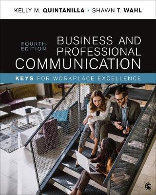 Business and Professional Communication - Kelly M. Quintanilla
