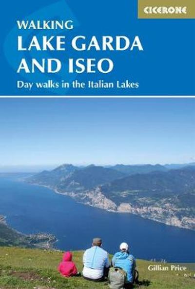 Walking Lake Garda and Iseo - Gillian Price
