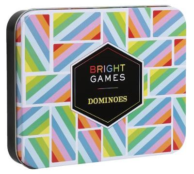 Bright Games Dominoes - Chronicle Books