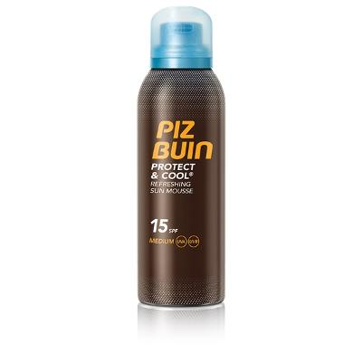 Protect & Cool Mousse SPF 15 - Piz Buin