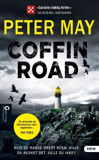 Coffin road - Peter May