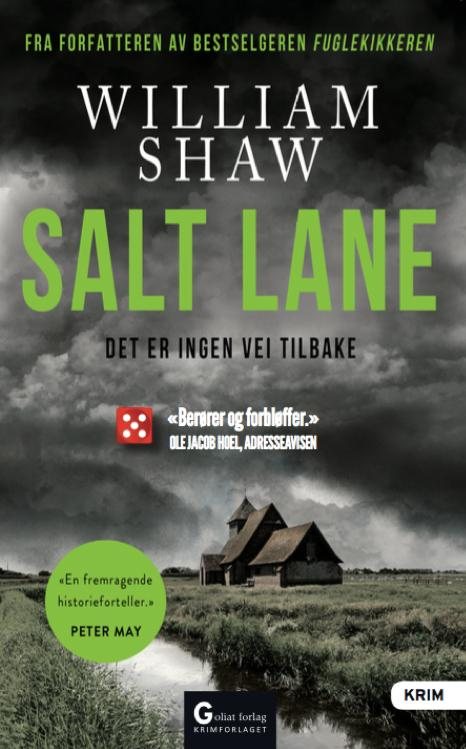 Salt Lane - William Shaw