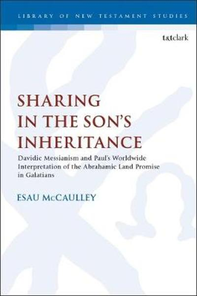 Sharing in the Son's Inheritance - Rev. Dr. Esau McCaulley