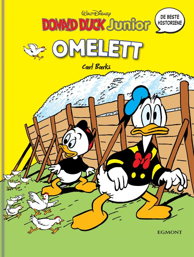 Omeletten - Carl Barks The Walt Disney Company Nordic (video) Carl Barks