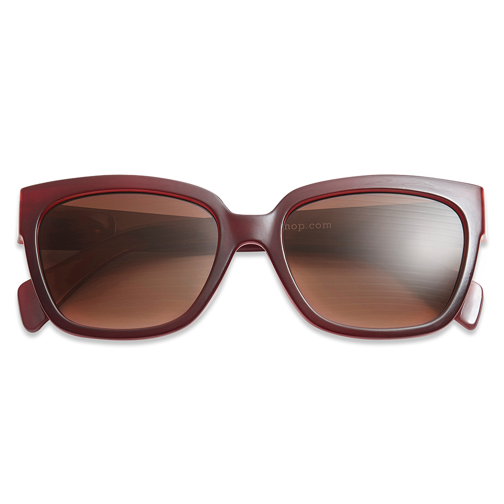 Solbrille Mood duo red +1 - 