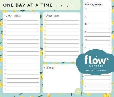 One Day at a Time Daily List Pad - Irene Smit