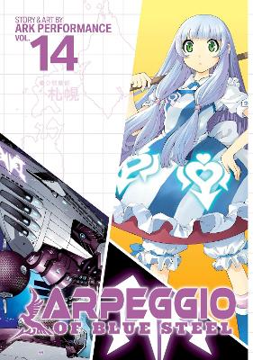 Arpeggio of Blue Steel Vol. 14 - Ark Performance